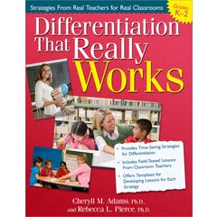 Differentiation That Really Works (Grades K-2)
