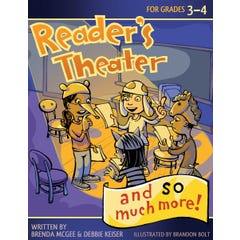 Reader's Theater...and So Much More! Grades 3-4