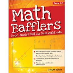 Math Bafflers Book 1