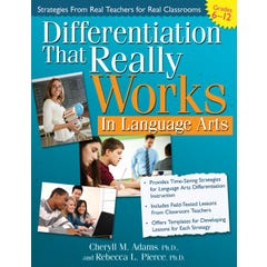 Differentiation That Really Works: Language Arts