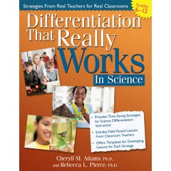 Differentiation That Really Works: Science