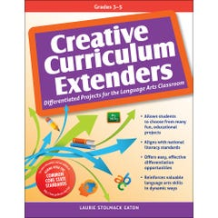 Creative Curriculum Extenders