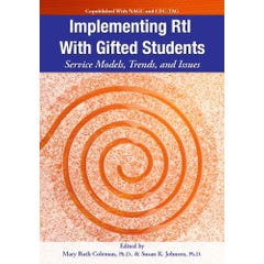 Implementing RtI with Gifted Students