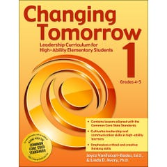 Changing Tomorrow Book 1