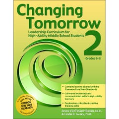 Changing Tomorrow Book 2