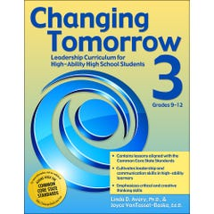 Changing Tomorrow Book 3