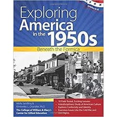Exploring America in the 1950s
