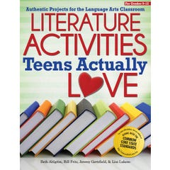 Literature Activities Teens Actually Love