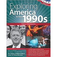 Exploring America in the 1990s