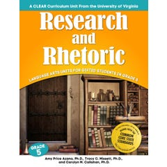 Research and Rhetoric