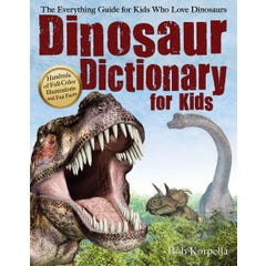 Dinosaur Dictionary for Kids