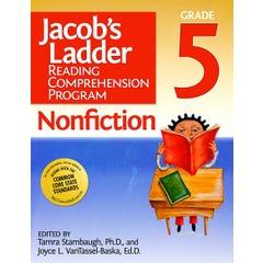 Jacob's Ladder Reading Comprehension Program: Nonfiction (Grade 5)