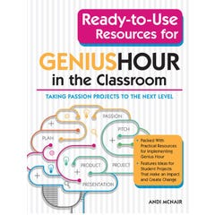 Ready-to-Use Resources for Genius Hour in the Classroom