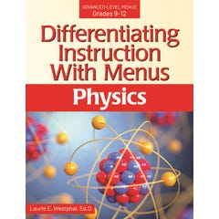 Differentiating Instruction With Menus: Physics