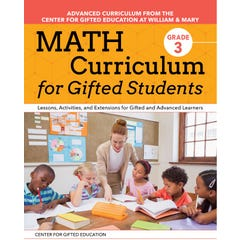 Math Curriculum for Gifted Students (Grade 3)