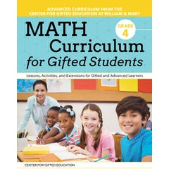 Math Curriculum for Gifted Students (Grade 4)