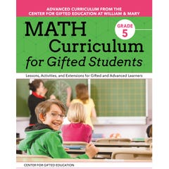 Math Curriculum for Gifted Students (Grade 5)