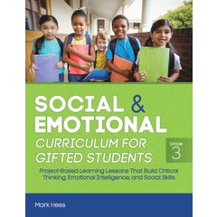 Social and Emotional Curriculum for Gifted Students: Grade 3