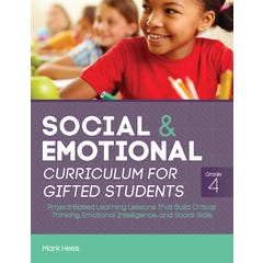 Social and Emotional Curriculum for Gifted Students: Grade 4