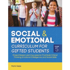 Social and Emotional Curriculum for Gifted Students: Grade 5