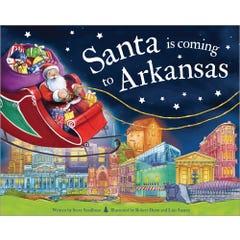 Santa Is Coming to Arkansas