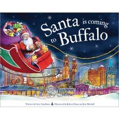 Santa Is Coming to Buffalo