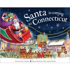 Santa Is Coming to Connecticut
