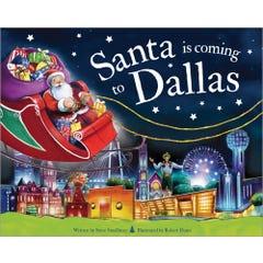 Santa Is Coming to Dallas