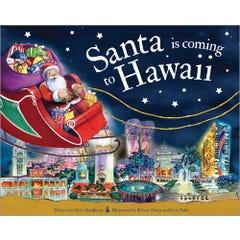 Santa Is Coming to Hawaii