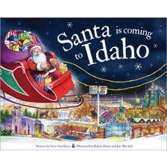 Santa Is Coming to Idaho
