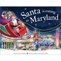 Santa Is Coming to Maryland