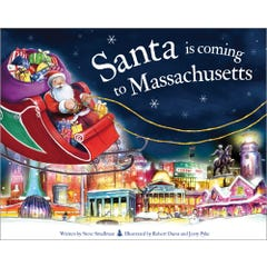Santa Is Coming to Massachusetts