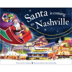 Santa Is Coming to Nashville