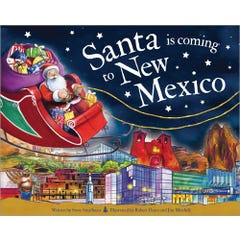 Santa Is Coming to New Mexico