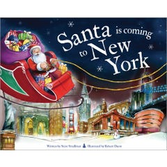 Santa Is Coming to New York