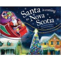 Santa Is Coming to Nova Scotia