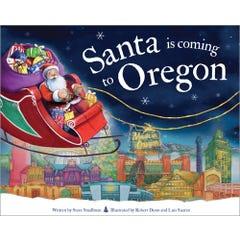 Santa Is Coming to Oregon