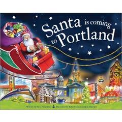 Santa Is Coming to Portland