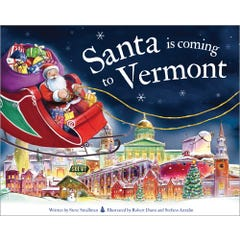 Santa Is Coming to Vermont