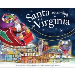 Santa Is Coming to Virginia
