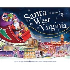 Santa Is Coming to West Virginia