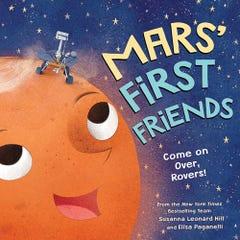 Mars' First Friends