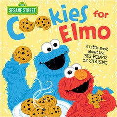 Cookies for Elmo