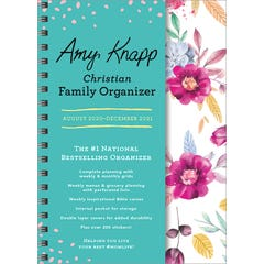 2021 Amy Knapp's Christian Family Organizer