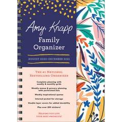 2021 Amy Knapp's Family Organizer