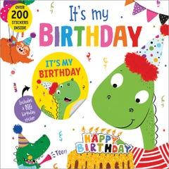 It's My Birthday! (Dinosaur)