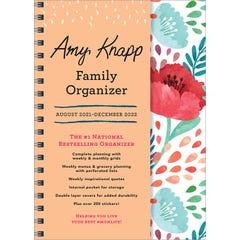 2022 Amy Knapp's Family Organizer
