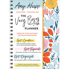 2022 Amy Knapp's The Very Busy Planner