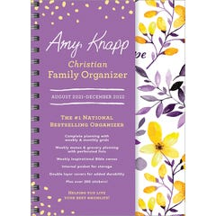 2022 Amy Knapp's Christian Family Organizer