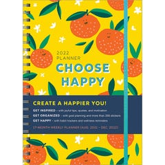 2022 Choose Happy Planner